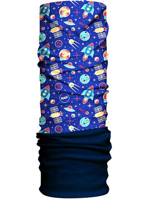 HAD Fleece - Foulard Enfant - bleu/Multicolore
